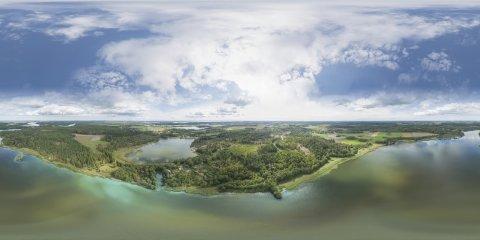 Långsjön 14 augusti 2018